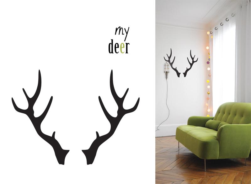 dessin-deer