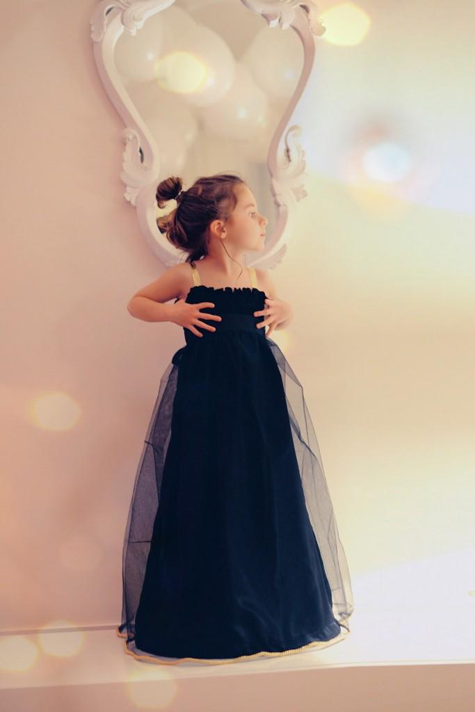 robe de princesse - just a girl