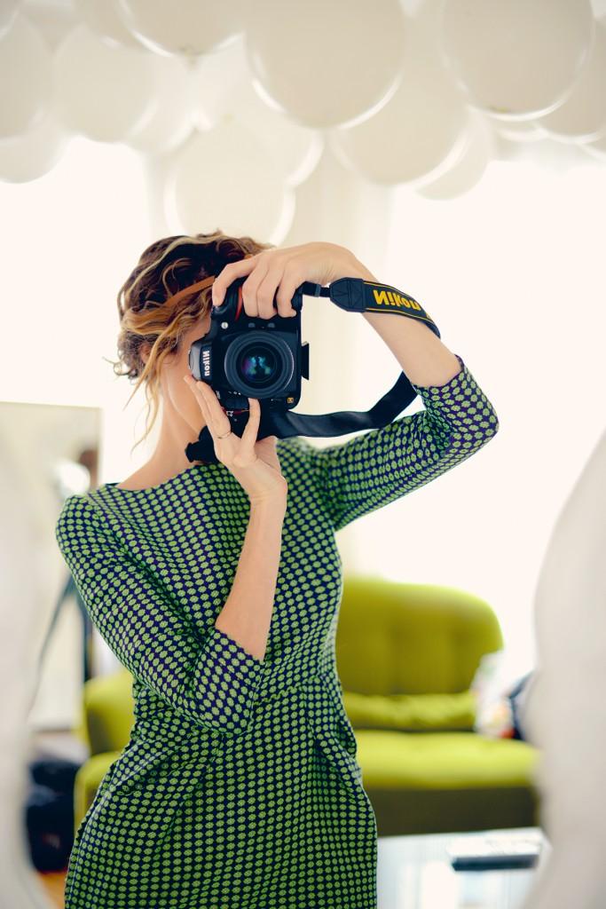 Couture robe courte
