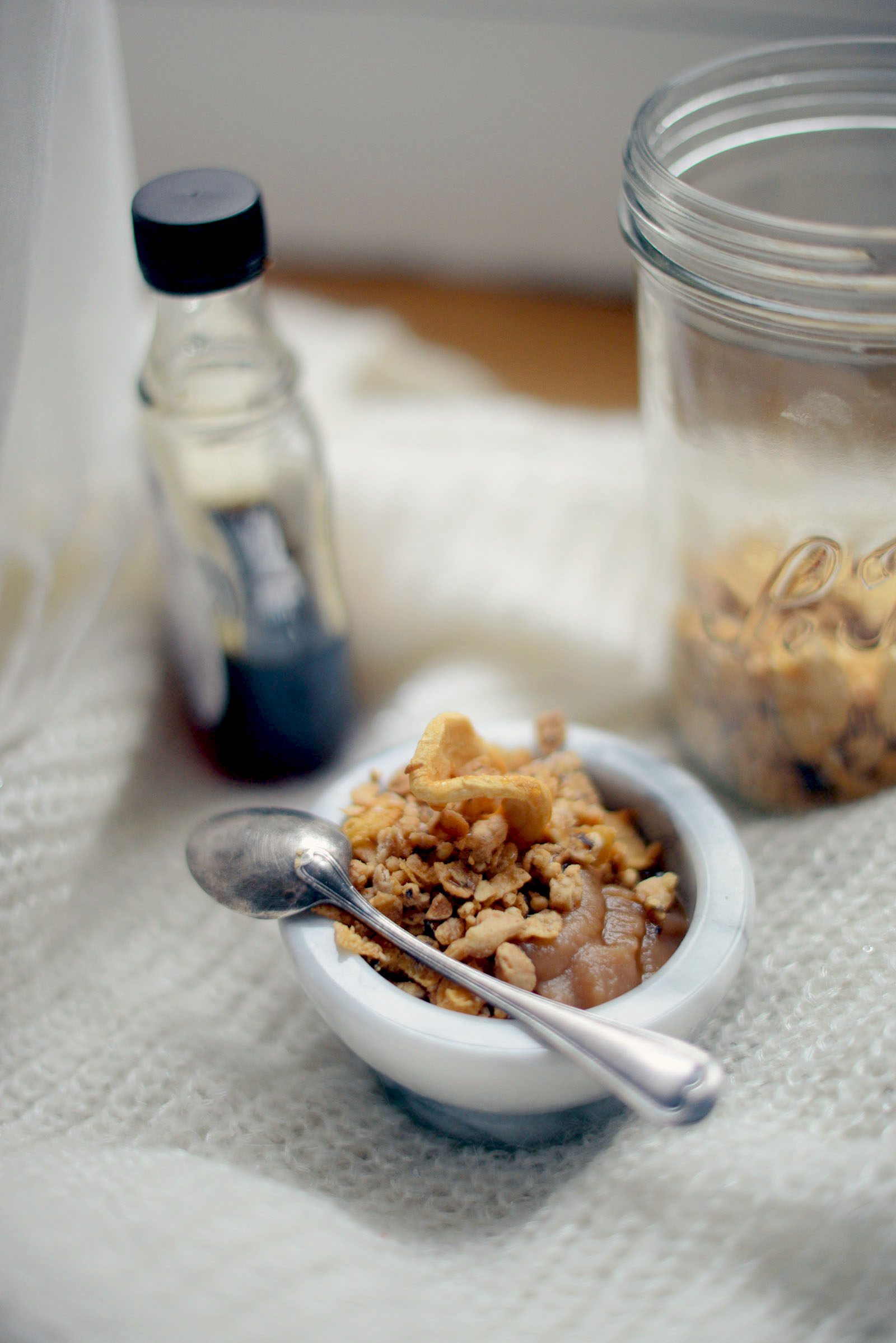 recette granola erable