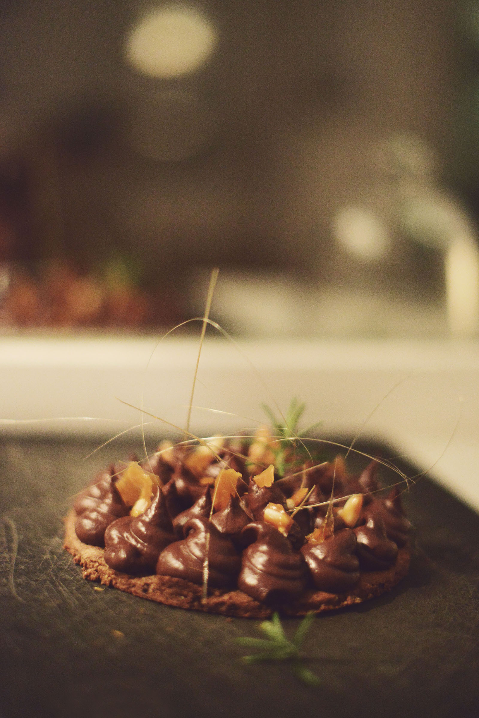 Tarte chocolat sans gluten sans lait