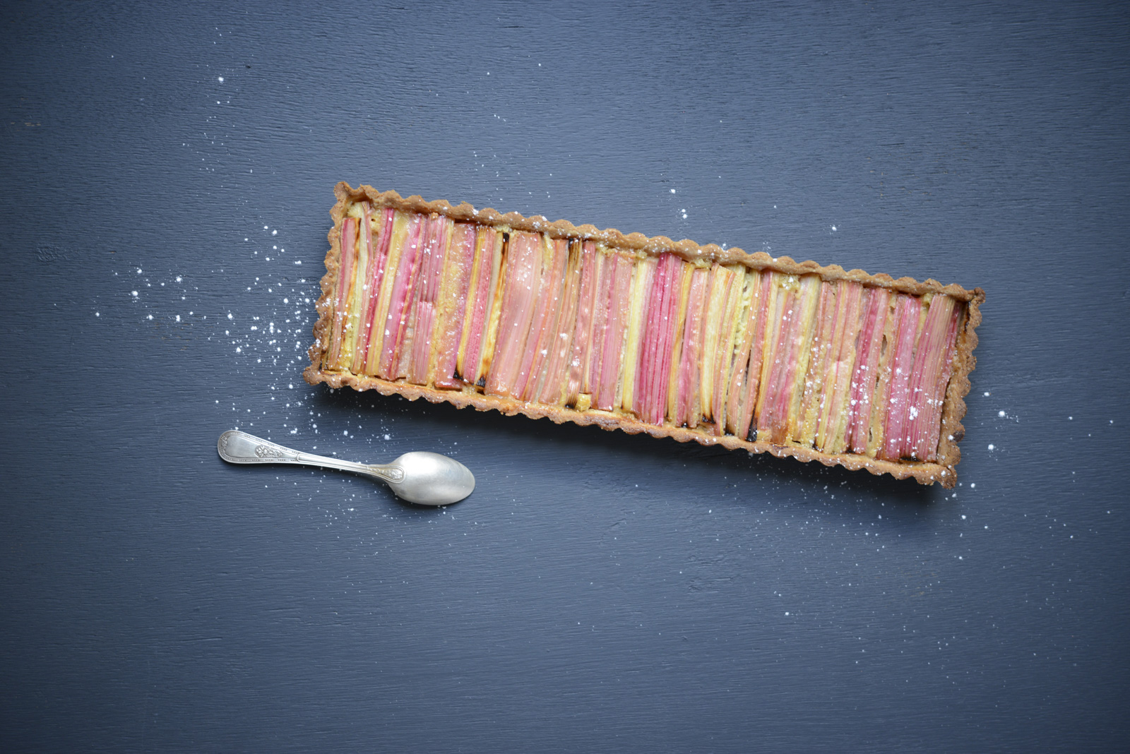 tarte-rhubarbe-sans-gluten